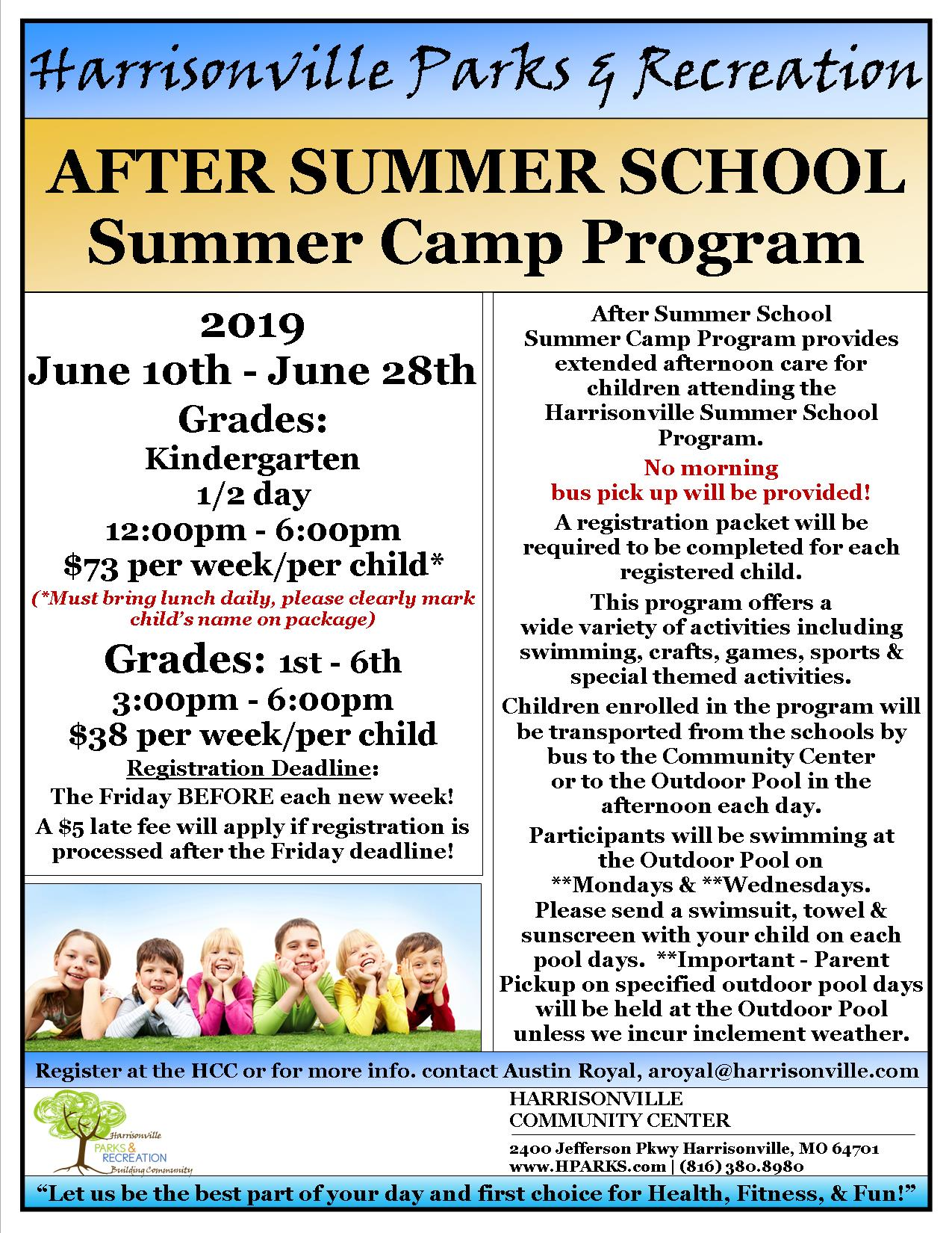 After Summer School 2019